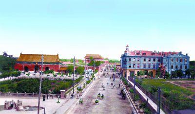 如临其境――老北京照片上色鉴赏