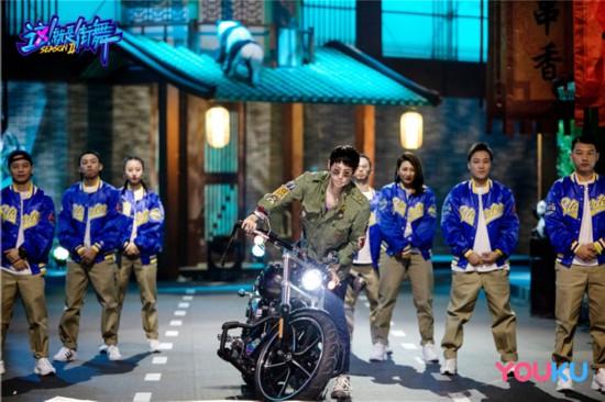 《这!就是街舞》第二季易烊千玺、罗志祥、韩庚、吴建豪下场battle