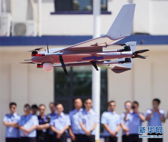 (社会)(1)全国警用无人机教官考官培训班开班