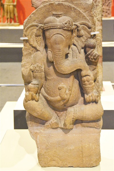 49国451件组文物齐聚国博一个展看遍亚洲文明