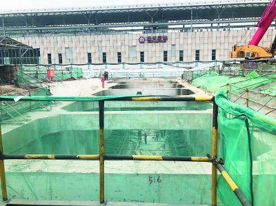 交通内畅外达 南京仙林大道地下通道将完工