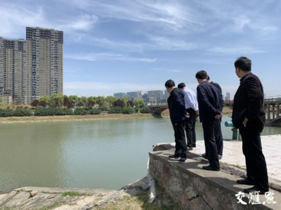 动真格!江苏水污染防治法执法检查开始实地抽检