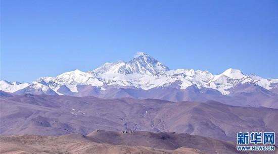 (新华视界)(3)珠穆朗玛峰