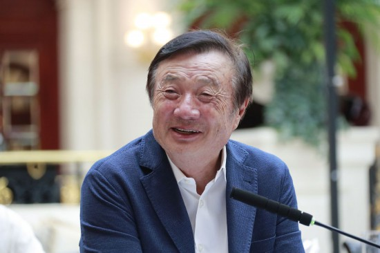 Huawei CEO addresses US ban, 5G and users' rights