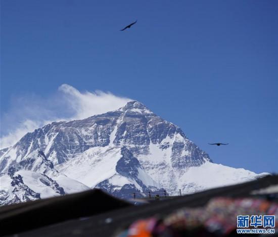 (新华视界)(1)珠穆朗玛峰