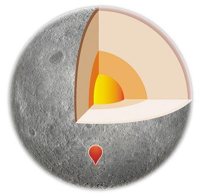 月幔成分事关月球演化