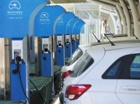 一季度全球電動汽車銷量突破50萬輛 中國銷量占一半