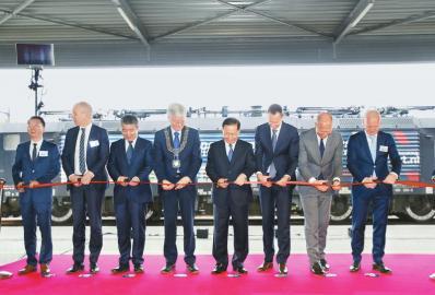 彭清华率四川代表团在荷兰访问