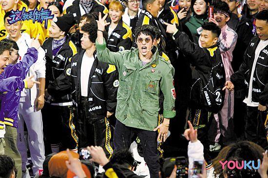 《这!就是街舞2》首播获赞 吴建豪成最大亮点