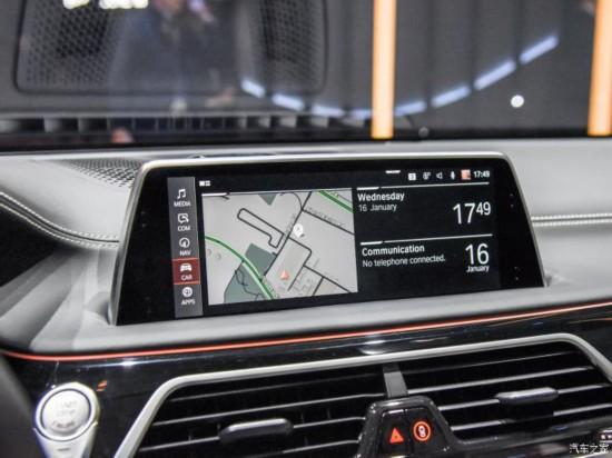 多方位提升新款宝马7系将于今晚上市