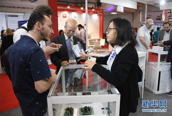 (国际)(6)第六届中国(土耳其)贸易博览会开幕