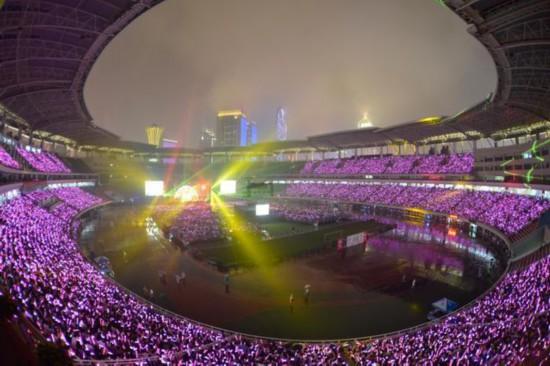 《为爱前行·共爱无限》世界巡回演唱会 将于7月26日震撼来袭