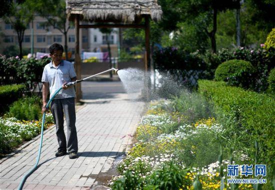 (环境)(4)天津:盐碱地变植物资源库