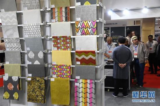 (国际)(1)第六届中国(土耳其)贸易博览会开幕