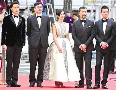 戛纳电影节即将闭幕 中国电影人全面开花影响力大增