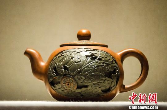 中国四大名陶聚首广西钦州精品荟萃展陶艺魅力