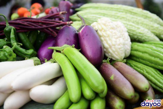 """千种新鲜蔬菜等你来品尝!走,到广州南沙""""吃瓜""""去!"""