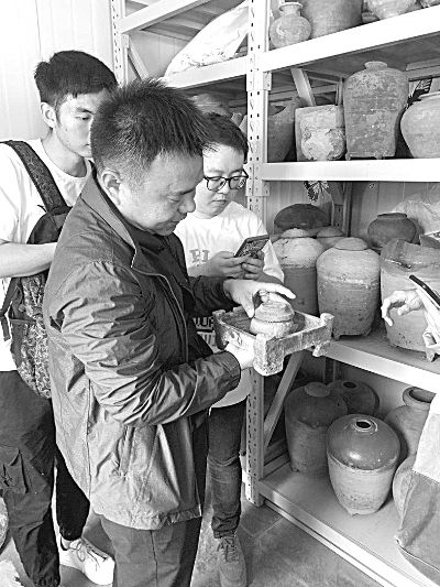 郑州发现160座两汉时期墓葬汉代平民生活丰富多彩