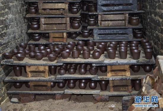 (文化)(3)广西钦州:龙窑坭兴陶放光彩