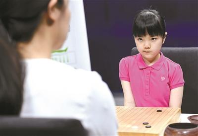 """中国围棋""""反哺""""日本日本十岁初段获外卡"""
