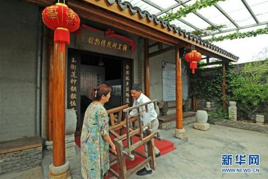 浙江湖州�Q�r���k�z�I文化博物�^