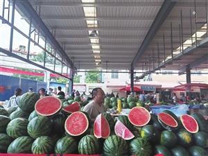 水果蔬菜最近很贵?