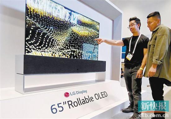 "OLED成电视厂商利润""奶牛"""