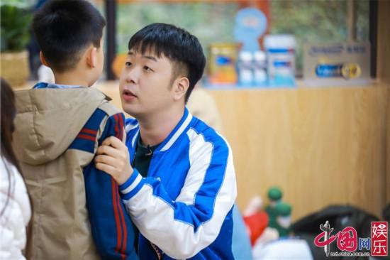 《童言有计2》杜海涛沈梦辰王晰带娃引热议