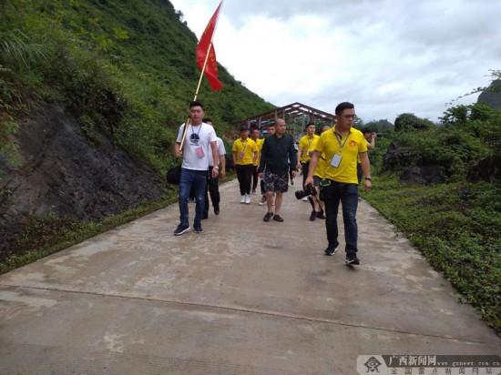 【走边关】大新县:国防工程为兴边富民保驾护航