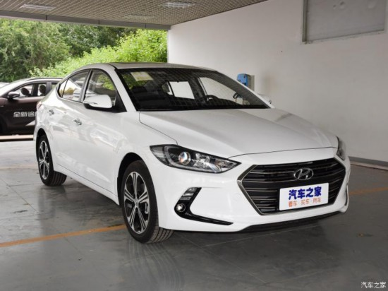 北京现代 领动 2018款 1.4T 双离合炫动・活力型