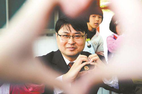 重庆:检察官普法课走进特殊教育学校