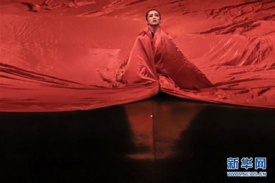 中央芭蕾舞�F亮相巴西圣保�_