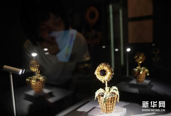 (XHDW)(3)弗吉尼亚美术馆藏二十世纪珍宝艺术展在国博开幕