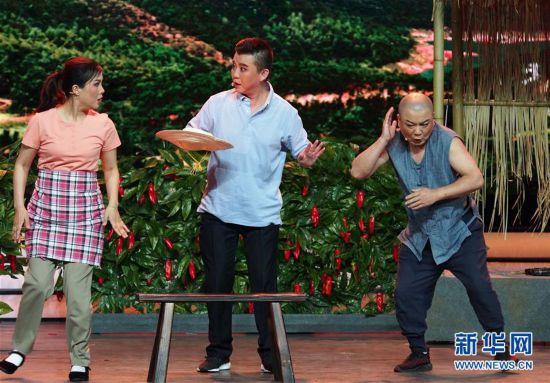 (文化)(2)第十八届群星奖颁奖晚会在上海举行