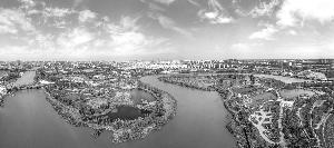 扬州运河三湾:昔日杂乱城中村蝶变4A级景区