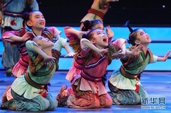 (文化)(5)第十八届群星奖颁奖晚会在上海举行