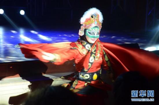 """""""中国旅游文化周""""在老挝举行"""