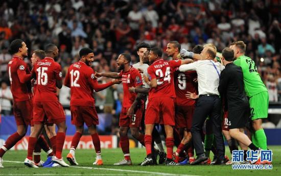 (体育)(3)足球――欧冠:利物浦夺冠