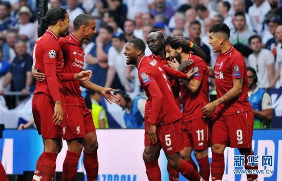 (体育)(4)足球――欧冠:利物浦夺冠