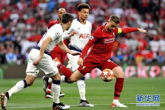 (体育)(8)足球――欧冠:利物浦夺冠