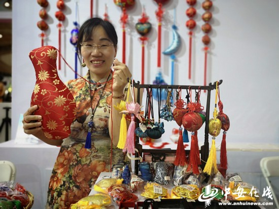 文旅融合新发展:来北京文博会看创意安徽