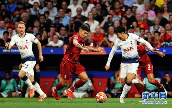 (体育)(9)足球――欧冠:利物浦夺冠