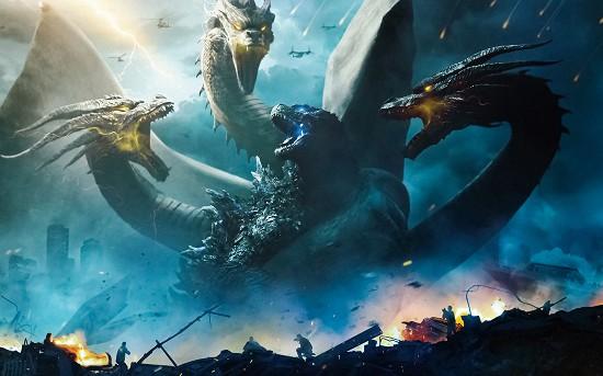 《哥斯拉2》上映3天票房破4亿 首日票房超北美