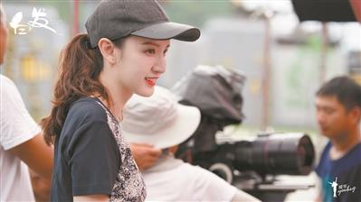 張萌《白發》首次當制片人:好演員是夸出來的