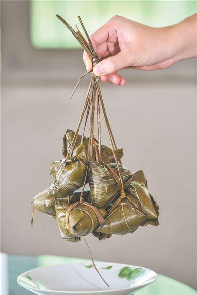 粽子放心吃抽检都合格 购买散装粽子有讲究