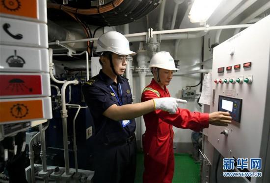(社会)(3)天津:海事执法保护海洋环境