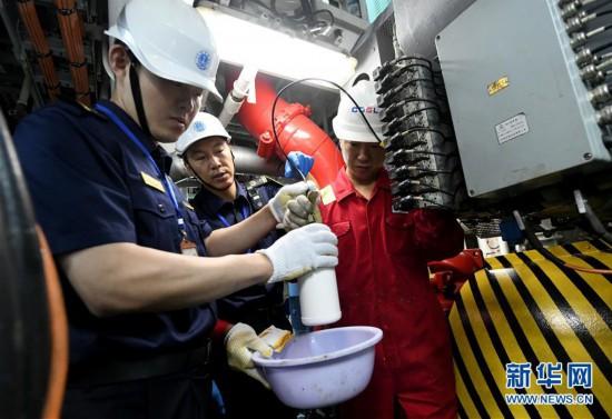(社会)(2)天津:海事执法保护海洋环境