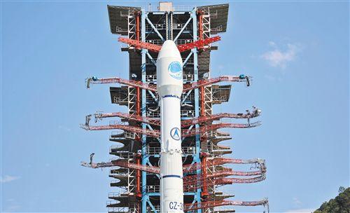 神舟飛天、嫦娥奔月、北斗組網……長征系列運載火箭不斷實現突破海南税务局