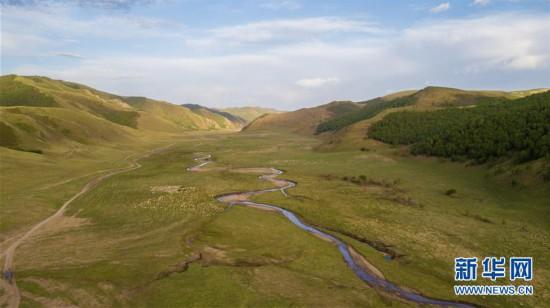 (环境)(7)阿鲁科尔沁草原景色美