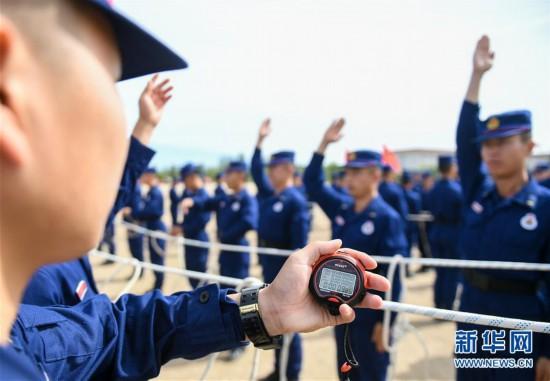 内蒙古森林消防:夏季训练忙